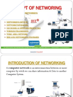 Networking of Computer (Concept)