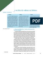 Samuel Ramos y La Cultura en Mexico