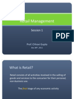 Retail Management_Session 1
