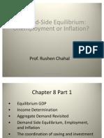 Macro Economics - Demand Side Equilibrium
