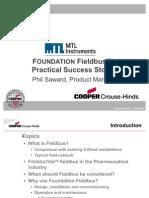 9.00-Foundation Fieldbus Saward MTL