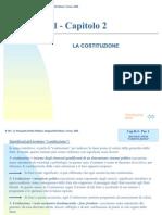 La Costituzione Pitruzzella Diritto Pubblico, Cap 2 (Slides)