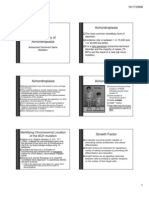 Human Genetics Achondroplasia 2008 [Compatibility Mode]