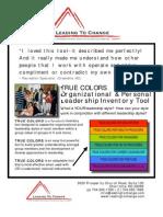 AFP LTC True Colors Packet
