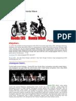 Cara jage moto