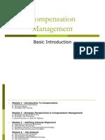 Compensation Structure