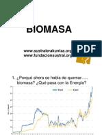 PLANTA INCINERADORA DE BIOMASA EN ORKOIEN (proyección)