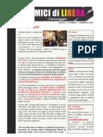 Notiziario Amici Di Libera 8 Febbraio 2012