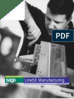 Sage Line 50 Manufacturing User Guide