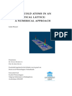 Lode Pollet- Ultracold Atoms in an Optical Lattice