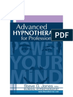 Advanced Hypnotherapy Steve g Jones eBook (2)