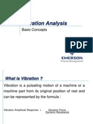 Section II - Basic Vibration Theory | Amplitude | Phase (Waves)