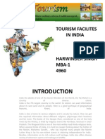 Tourism facilities in india