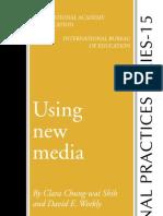 Using New Media IAE