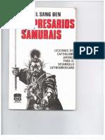 Empresarios Samurais 1