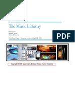 Webinar Music Industry