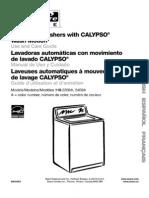 Calypso Owner's Manual