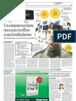 La Repubblica - Intervista a Vincenzo Cosenza