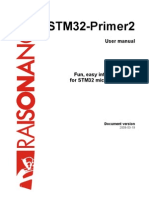STM32 Primer2 Manual