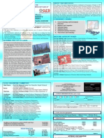 "National Conference on ""GLOBAL UPCOMINGS IN ENVIRONMENT, SCIENCE & TECHNOLOGY-2012 (GUEST'12)"" on 13th and 14th of April, 2012(Conference Brochure & Registration Form GUEST 12I)"