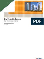 Structural Design Criteria-March 2008
