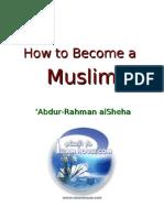 En How to Become Muslim
