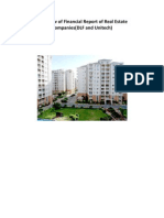 Overview of Financial Report of Real Estate Companies Final