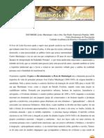 Mnemosine Revista Brasil Colonia Vol1 n1 Jan Jun 2010 Escorsimleilamariategui Vidaeobrasaopaulo Expressaopopular2006