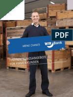 Finanzieren - Finanzieren Mit Der WIR Bank