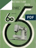 Sewing Machine 605