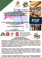 Carlos E. Guzmán Cárdenas. Gestión Cultural y Economía Creativa. 27 01 2012.
