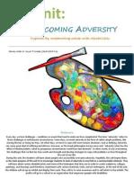 artunit overcomingadversity