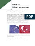 Verfassungsreform in der Türkei - Zwischen Wunsch und Wirklichkeit -- sueddeutsche.de