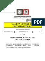 5.1 Código Financiero 2007 GDF 30dic06