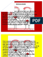 Sexualidade Power Point