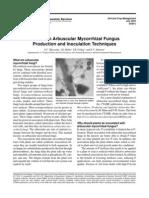 Manual on Arbuscular Mycorrhizal Fungus
