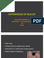 ENFERMEDAD DE BLOUNT