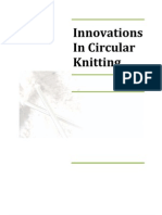 Innovations in Circular Knitting