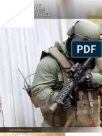 2012 Sabre Defence Brochure