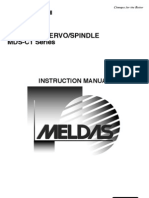 Mds-c1 Series Instruction Manual
