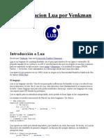 Programacion Lua Por Venkman