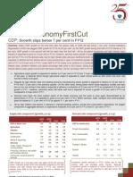First Cut GDP - February 2012