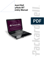 EasyNote MT Dis Assembly Manual