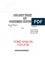 Consumer Protection Project-1