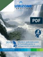 CATALOGO BRUMIZONE 2012