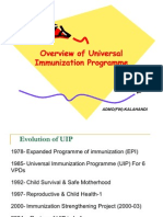 1. Overview of Universal Immunization Programme