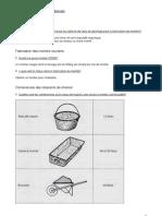 T.E. Matériaux - Les mortiers - Réponses