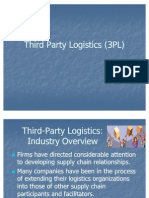 Third Party Logistics (3PL)