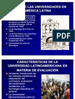 ORIGEN DE LAS UNIVERSIDADES EN AMÉRICA LATINA