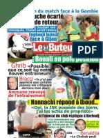 LE BUTEUR PDF du 13/02/2012